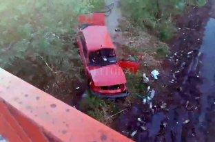 Investigan un siniestro fatal en la Ruta Nacional 168 -