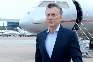 Macri inicia una gira por Asia junto a 120 empresarios -  -