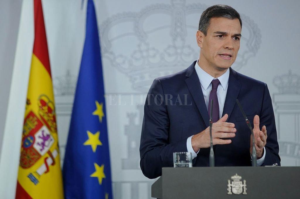 Pedro Sanchez afronta una difícil campaña electoral, que aspira a movilizar a la izquierda española. Crédito: Archivo