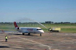 Anuncian vuelo entre Sunchales y Buenos Aires