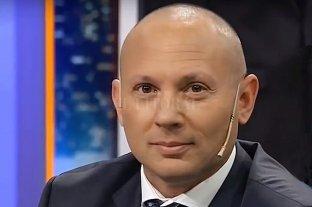 Detuvieron al abogado Marcelo D'Alessio en la causa por extorsión que involucra a Stornelli - Marcelo D´Alessio. -