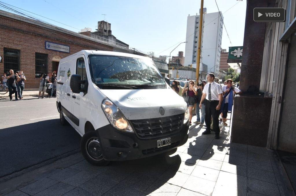 Los restos de Emiliano Sala ya están en Santa Fe -  -