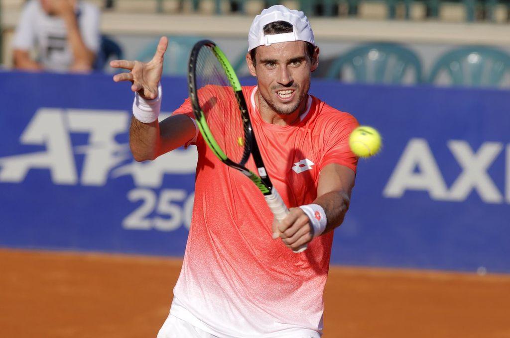 Guido Pella salvó cuatro match points y se metió en semifinales del Argentina Open