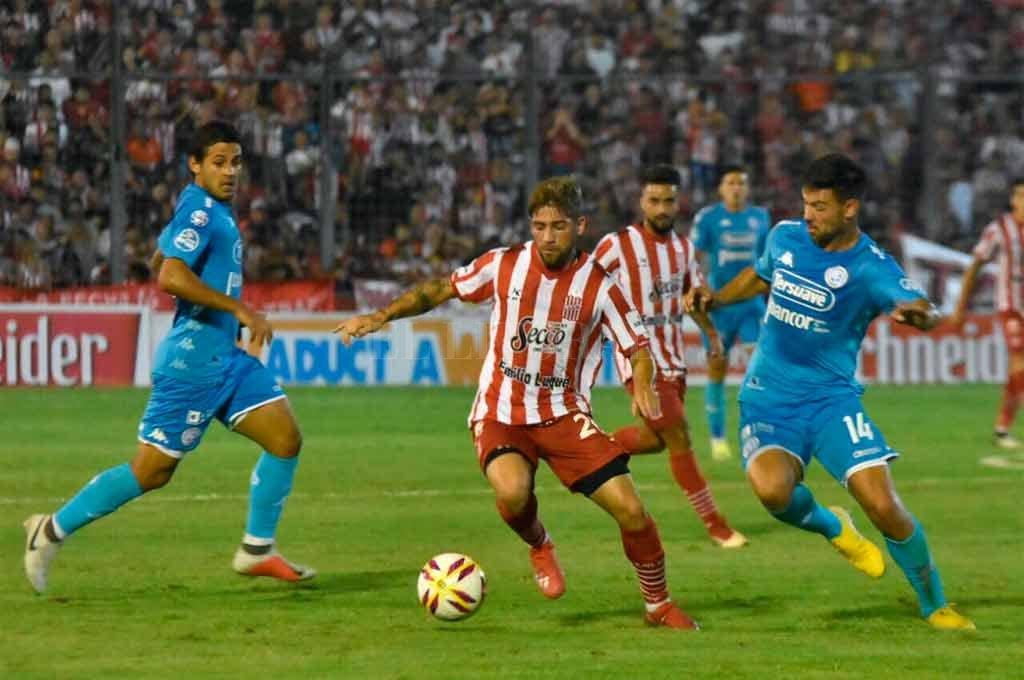 Belgrano y San Martín de Tucumán igualaron en cero