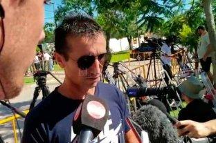 """""""Se hizo todo mal, no se lo protegió"""", dijo el primo de Sala - El primo de Sala habló con la prensa"""