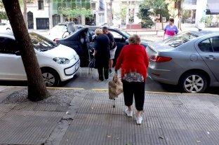 Santafesinos al volante que no respetan ni a los abuelos -