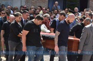 Último adiós a Emiliano Sala en Progreso