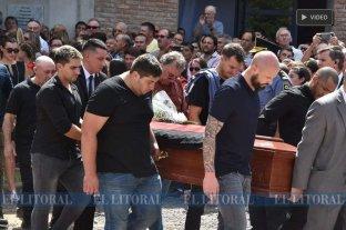 Último adiós a Emiliano Sala en Progreso -
