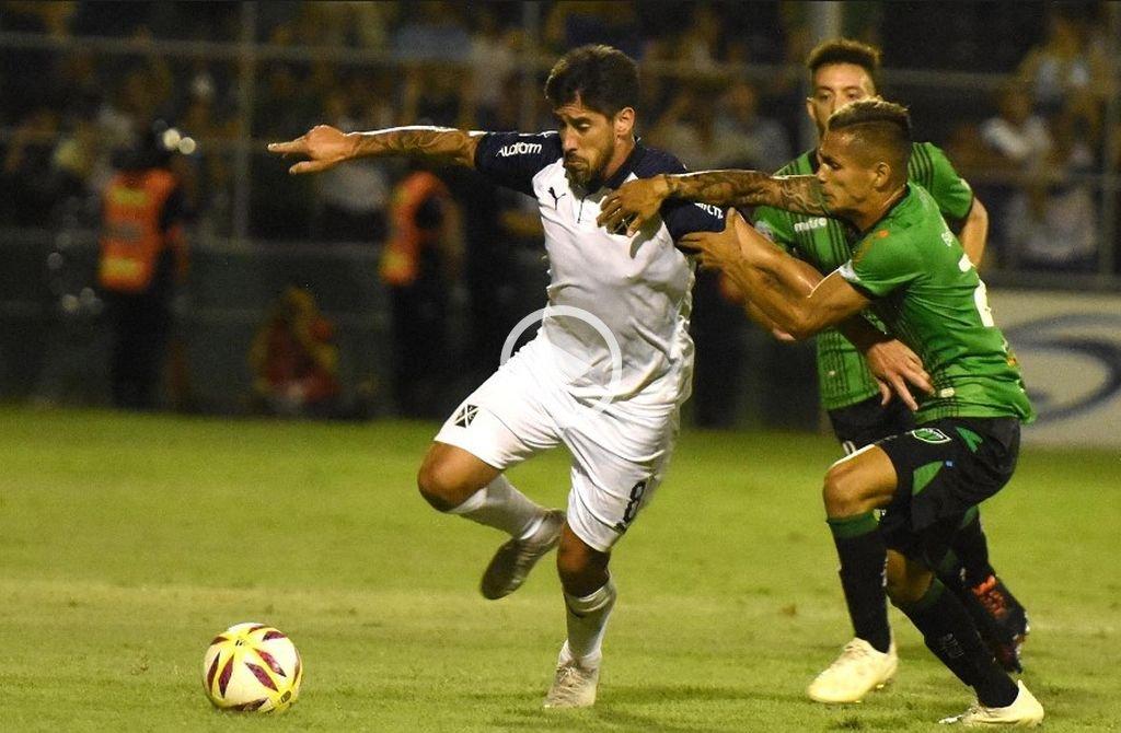 San Martín de San Juan igualó 1 a 1 con Independiente
