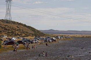 Arde el sur argentino: Se esperan 36° en Puerto Madryn -  -