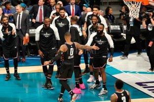 La NBA desplegó toda su magia en el All Star Weekend