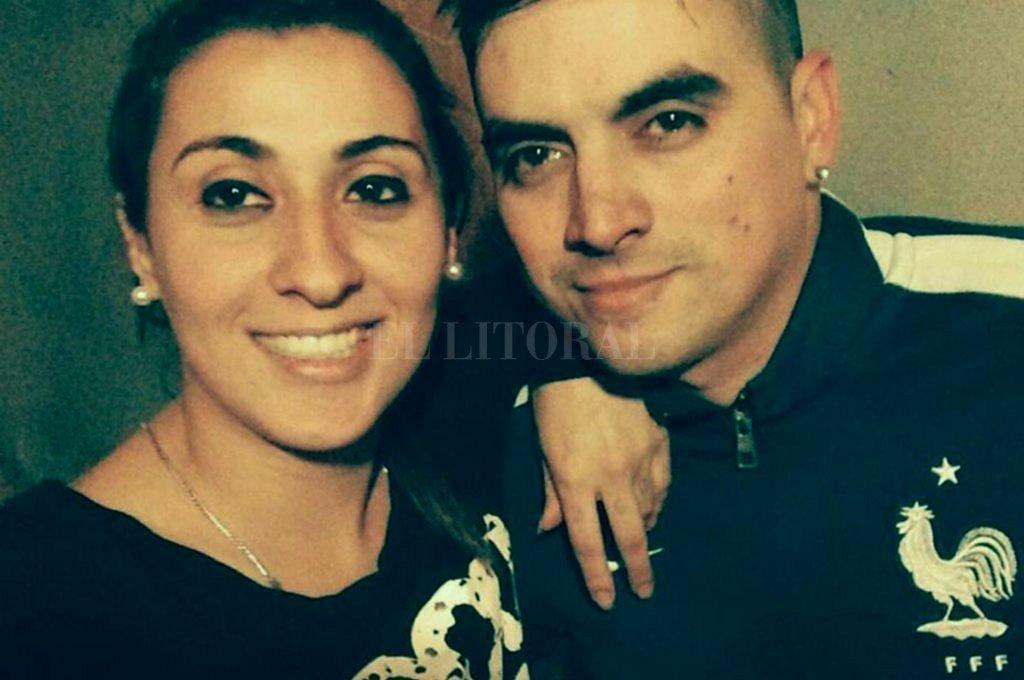 Daiana Elizabeth Devuono y Sebastián Andrés Vedoya. <strong>Foto:</strong> Captura digital