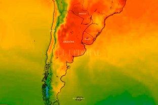 Santa Fe y el centro norte del país en alerta amarillo -