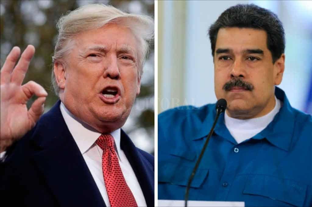 """El régimen de Maduro acusa a Washington de buscar colocar """"un gobierno títere"""""""
