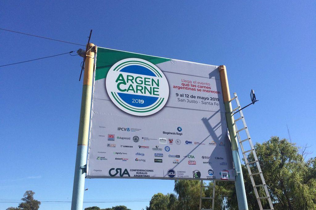 Se presentó ArgenCarne en San Justo