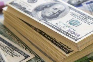 Rebote del dólar, que subió 57 centavos