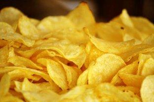 Prohibieron la venta de una marca de papas fritas -