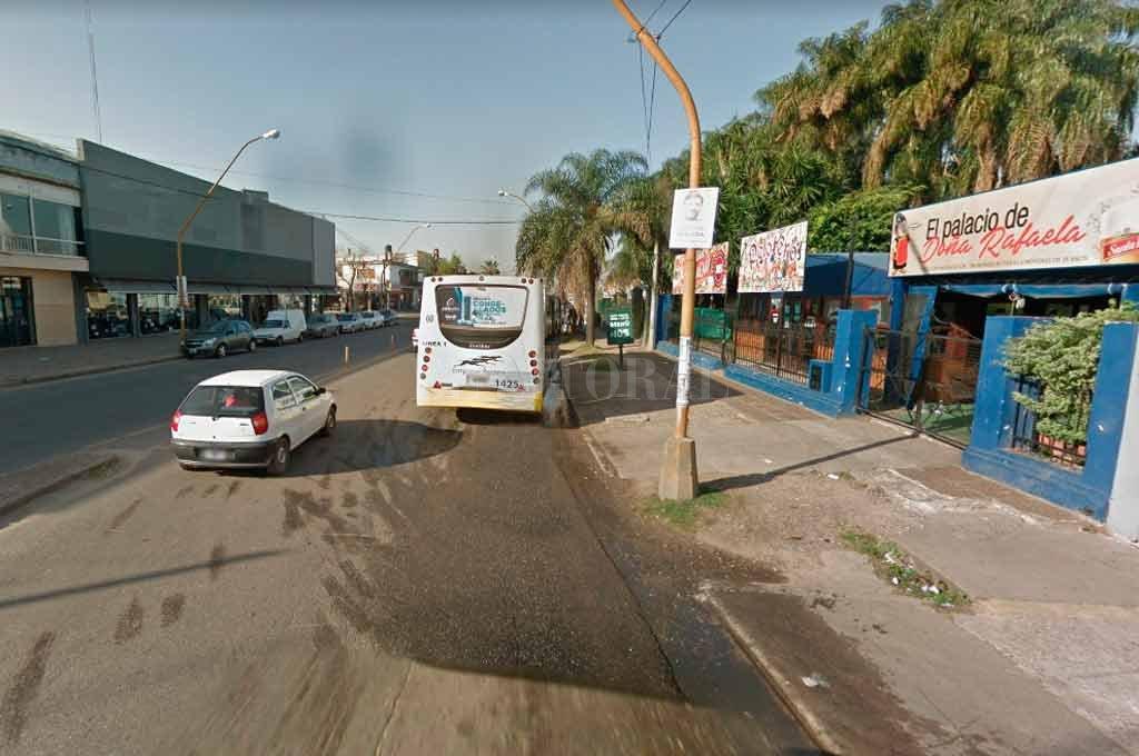 Crédito: Captura de Pantalla - Google Street View