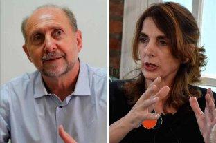 Perotti y Bielsa se disputan el apoyo de Unidad Ciudadana -