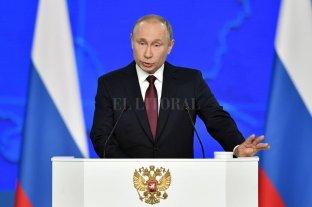"""Covid-19: Putin ordenó el inicio de una vacunación """"a gran escala"""" la próxima semana"""