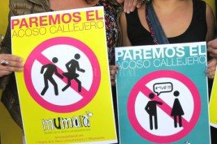 Proponen elevar a $ 20.000 la multa por acoso callejero en la provincia de Buenos Aires