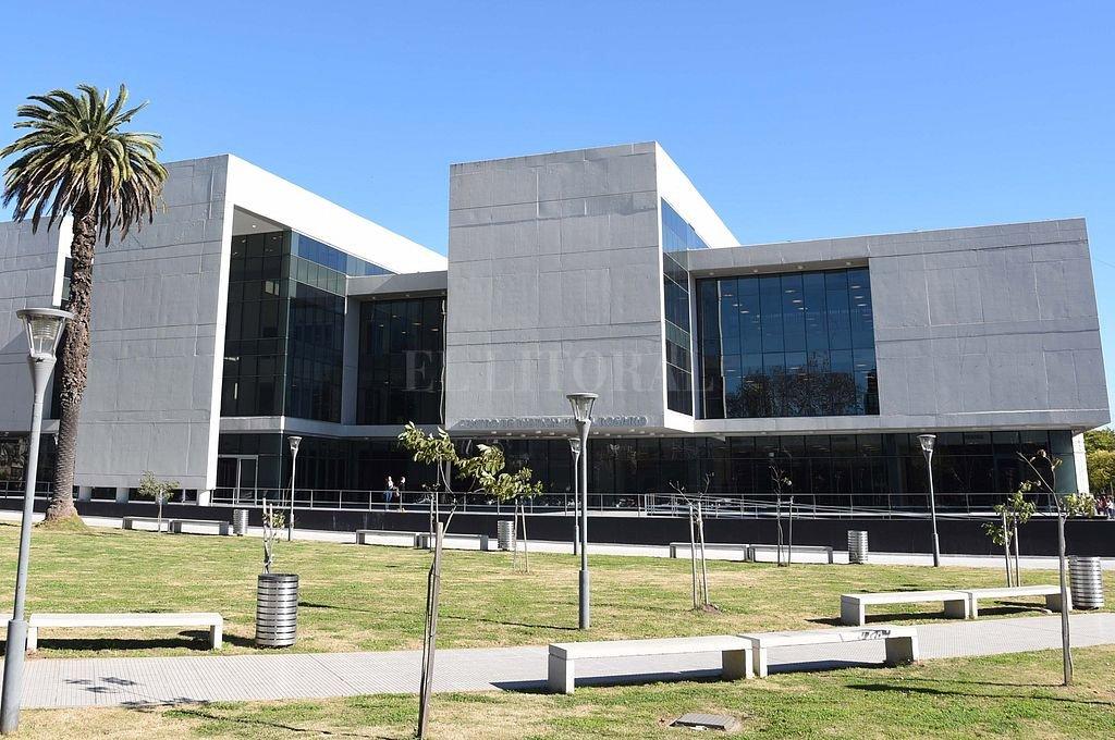 Centro de Justicia Penal de Rosario. Crédito: Archivo El Litoral
