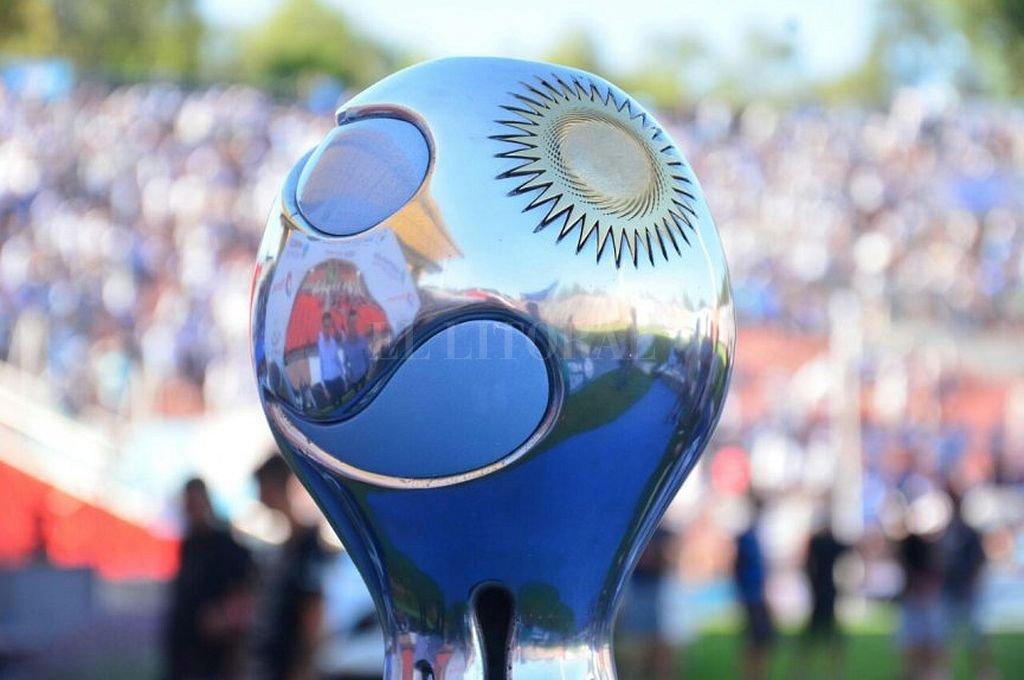 La Copa Argentina de Fútbol se presenta este jueves en Santa Fe -  -