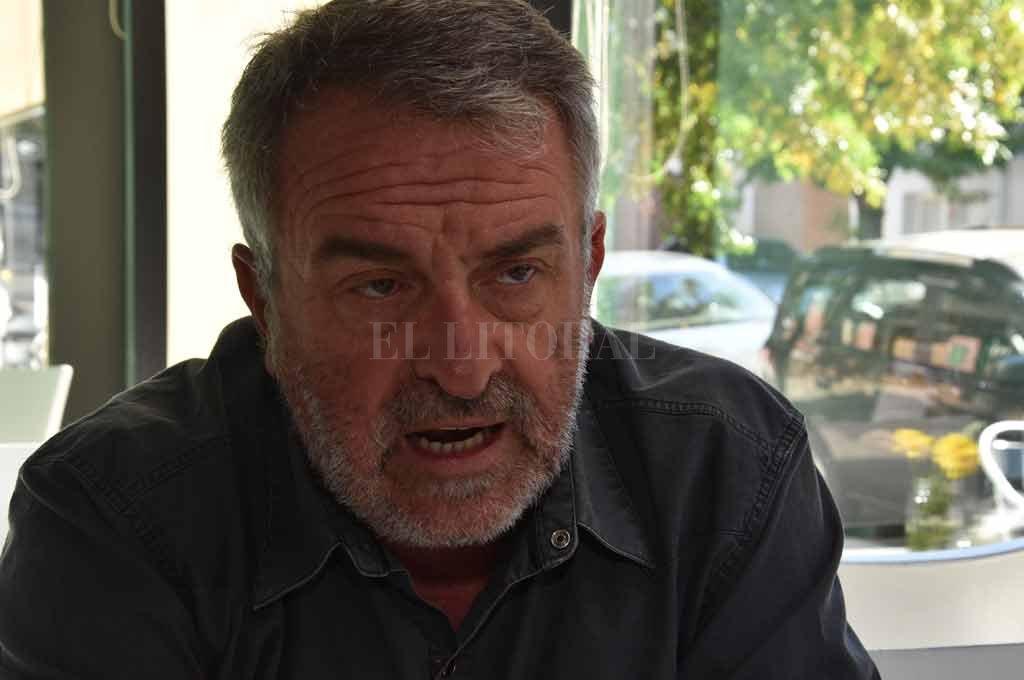 El ex funcionario y legislador nacional vuelve al ruedo político, después de ocho años. Crédito: Flavio Raina