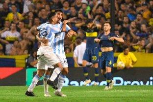 Atlético Tucumán sorprendió a Boca y le ganó en la Bombonera -  -
