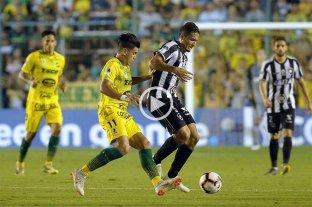 Botafogo eliminó a Defensa y Justicia de la Copa Sudamericana  -  -