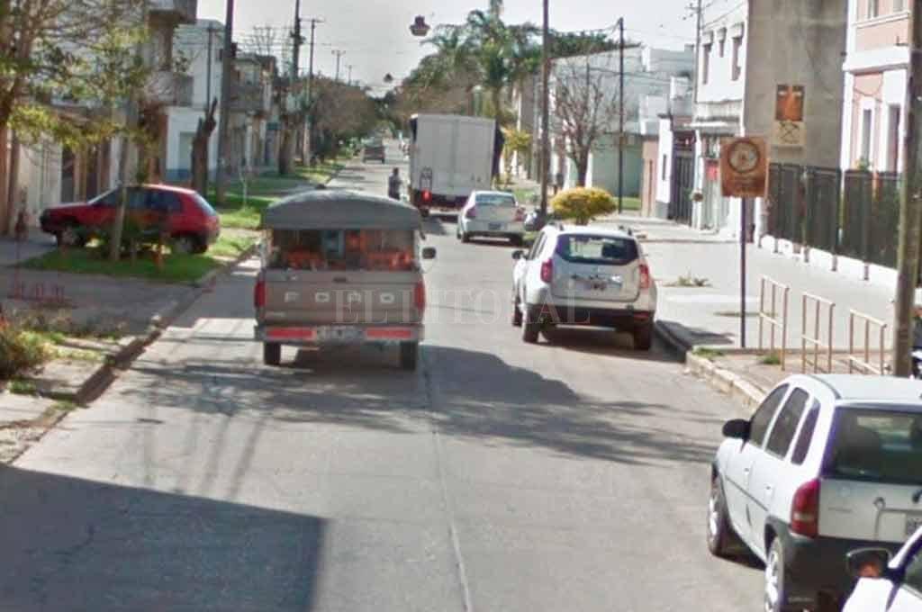 La zona donde se produjeron los hechos <strong>Foto:</strong> Captura de Pantalla - Google Street View