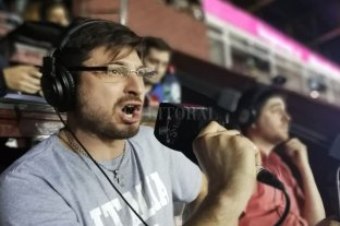 Derecho de admisión para el relator partidario de River que discriminó a Colón  -  -