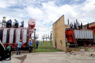Récords de demanda de energía en la provincia y en las ciudades de Santa Fe y Rosario -  -