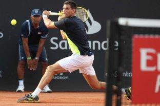 Delbonis quedó eliminado del ATP de Río de Janeiro