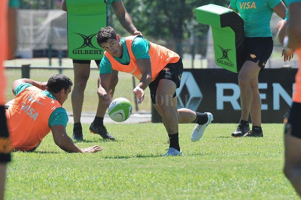 Tomás Cubelli será titular este sábado en Vélez. <strong>Foto:</strong> Prensa Jaguares