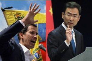 """China amenaza a Venezuela con """"desencadenar conflictos"""" ante la entrada de ayuda humanitaria"""