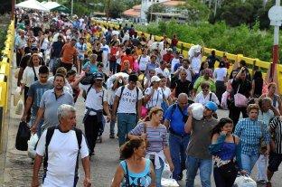 Los venezolanos que han salido de su país por la crisis ya suman 3,4 millones