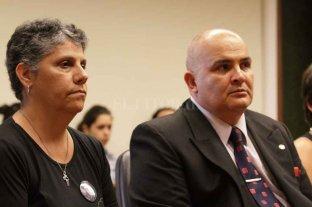 Condenaron a conductor que   mató a dos jóvenes en Recreo  - Irene Capobianco (mamá de Matías) y su abogado Pedro Mendoza, habían solicitado 5 años de prisión efectiva. -