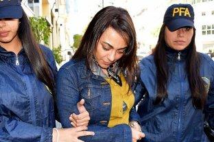 Excarcelaron a Carolina Pochetti, arrepentida en la causa de los cuadernos - Carolina Pochetti. -