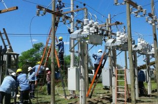 Otro récord de consumo de energía en la provincia -  -