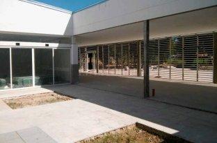 Avances en la obra de la  escuela secundaria N° 510  - Urbanización. La escuela se ubicará en Aristóbulo del Valle 8550, acompañando el proyecto de urbanización de la zona norte de la ciudad. -