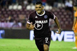 Lanús se recuperó de la derrota ante Boca y superó a Rosario Central -  -