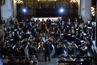 Convocan a jóvenes directores de coro  - La actividad se realizará durante la temporada 2019 del Coro Polifónico Provincial. -