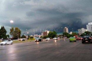 Calor y alerta por tormentas fuertes en la ciudad -  -