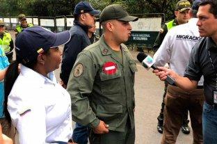 Desertan cuatro miembros de la Guardia Nacional Bolivariana y pasan a Colombia