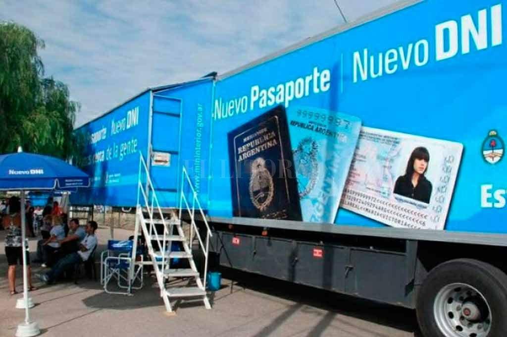 Operativos de documentación  se harán en toda la provincia