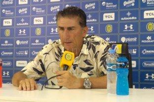 """El """"Patón"""" Bauza dejó de ser el entrenador de Rosario Central -  -"""