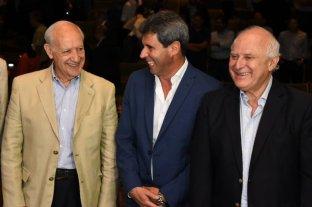 """Lifschitz y Lavagna estuvieron con Uñac y hablaron de """"un proyecto de desarrollo con inclusión para Argentina"""""""