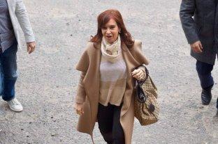 Cristina Kirchner vuelve a Comodoro Py por las causas de los cuadernos