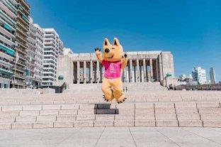 ¿Quién es Guazú, la simpática  mascota que recorre Rosario?